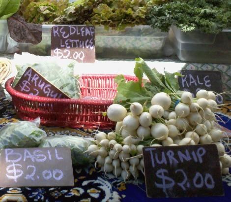 Boise Farmer's Market