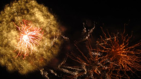 Boise Fireworks 1