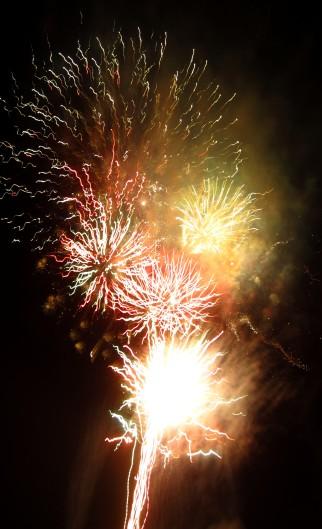 Boise Fireworks 4