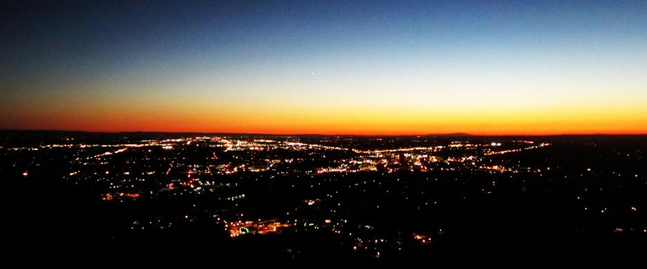 Boise Sunset 2