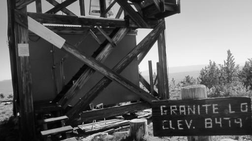 B&W Granite Mountain Lookout