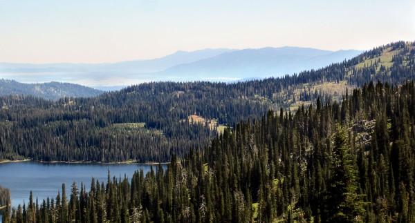Granite Mountain View