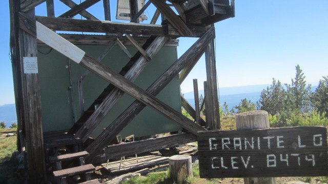 Granite Mountain Lookout 2