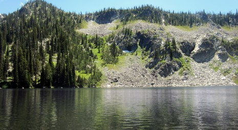 Grass Mountain Lakes 1