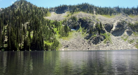 Grass Mountain Lakes 1