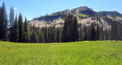 Grass Mountain Lakes 2