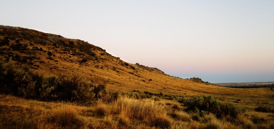 Tablerock Hillside