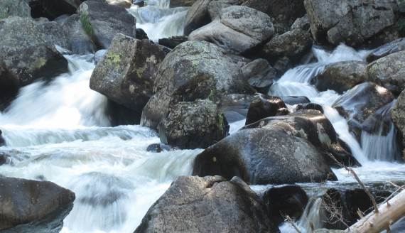 Goose Creek Falls