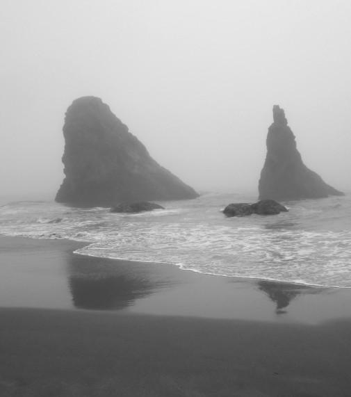 Oregon Coast fog 3