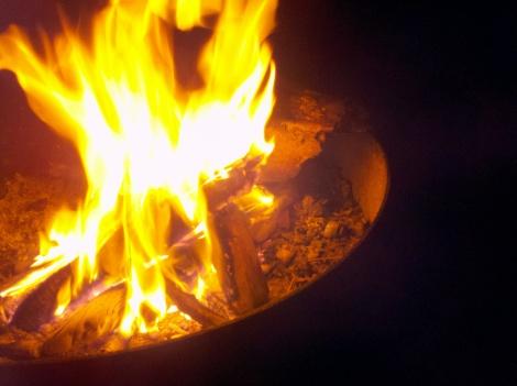 Wet Fire