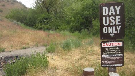 Boise Foothills Loop Hike Gulch, Watchman, Three Bears 1