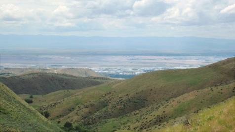 Boise Foothills Loop Hike Gulch, Watchman, Three Bears 11